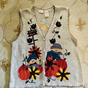 Sweater Vest.